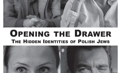 Barry Cohen's Opening the Drawer: The Hidden Identities of Polish Jews –  webinar